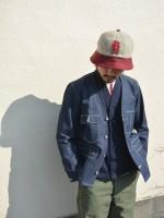 BELAFONTE/ベラフォンテで決めるレイヤードスタイル【春メンズファッション】