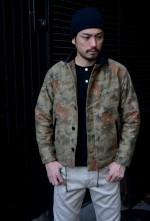 CALEE キャリー 2014AW新作N-1 デッキジャケットの着こなしBLOG