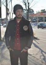 COOTIE 2014 1st Place Jacket スタジャンの着こなしブログ