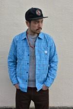 RADIALL | ラディアル MATCHBOX L/S プリントシャツの着こなしブログ