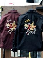CALEE / キャリー JACQUARD FLOWER PATTERN SOUVENIR JACKET スーベニアジャケットの紹介ブログ