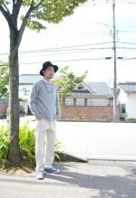 今、注目!同系色コーデ /RADIALL(ラディアル)