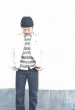 COOTIE Denim Cattleman Jacketの新色アイボリー色