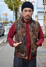 COOTE クーティ Killer Trap Vest とMoleskin L/S Work Shirt