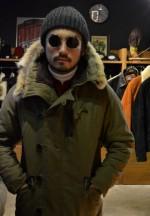 CALEE N-3BジャケットのコーデBLOG(ブログ)