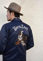COOTIE クーティ Garage Jacket (Born Lost) ガレージジャケットとRabbit Fur Hatは相性がGOOD