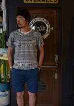 CALEE / Tシャツ1枚にショーツでも雰囲気あるスタイルに魅せる着こなしブログ