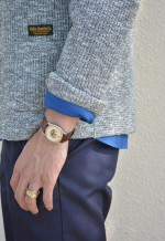 CALEE 新作サファリシャツ&カーディガンの着こなしブログ