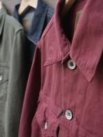 COOTIE新作Trucker Denim Jacketのコーデブログ