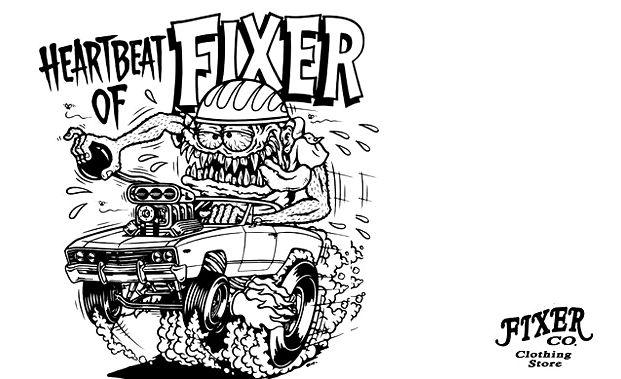 FIXER/フィクサー通販サイト