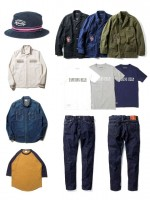 新作入荷(COOTIE、CAPTAINS HELM、ROUGH AND RUGGED、RADIALLetc)