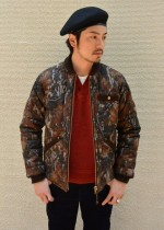 COOTIE Killer Trap Jacket & Corduroy Tight Fit 5 Pocket Pantsのコーデブログ