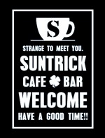 CAFE&BAR SUNTRICK 9月18日OPEN