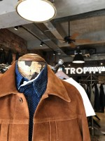 TROPHY CLOTHING2017SSコレクション展示会