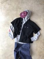 "COOTIE新作のオープンネックシャツ""Double Cloth S/S Open Neck Shirt""はストリートモードで着こなせ!"