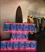 ROUGH AND RUGGED / ラフアンドラゲッド 2017AW展示会