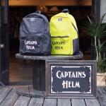 FIXER×CAPTAINS HELMのバックパックが4月20日から発売致します。