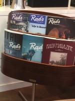 RADIALL 2015SS SPOT展示会とRad'sMagazine