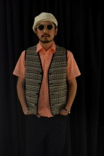 CALEE / キャリー S/S DOBBY CHECK WESTERN SHIRT ドビーチェックウエスタンシャツの着こなしブログ