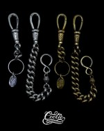 "COOTIE×Magical Design ""Compadre Wallet Chain&Compadre Key Chain"""